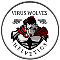 Virus Wolves Helvetics